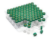 Autosampler Vials: 2 mL, Pk of 100+Caps