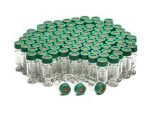 Autosampler Vials Tapered 1.5mL 100+caps