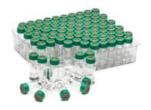 GPCmax Vials: Mid Vol 950uL, 100 +caps