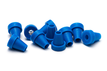 Flangeless Ferrule ETFE 1/16'' Blue 10pk